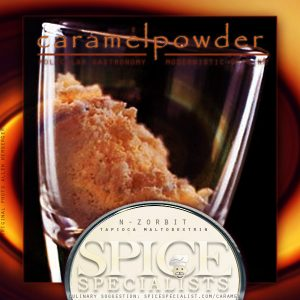 Spice Specialist- Website, Blog & Social Media Graphic promoting food additive N-Zorbit