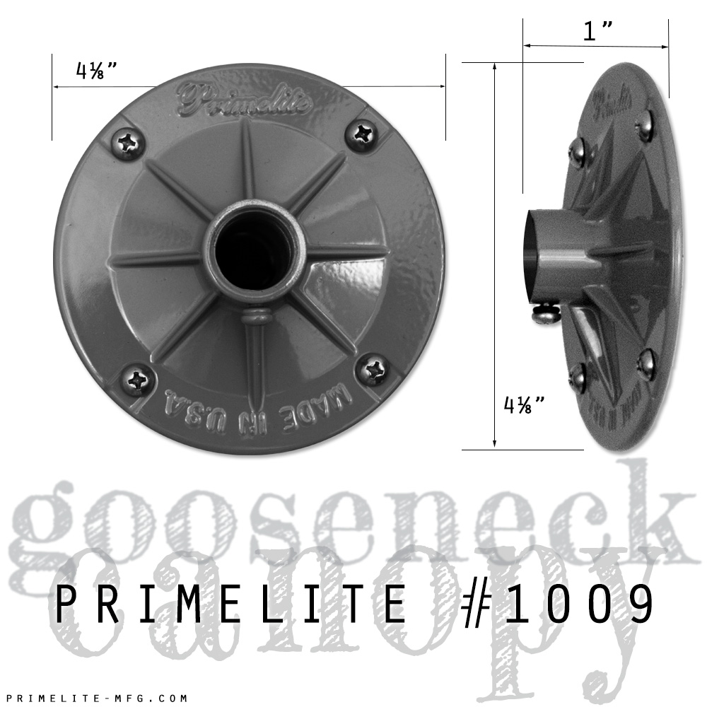 Primelite Mfg - Promotional Graphic for light fixture accessory